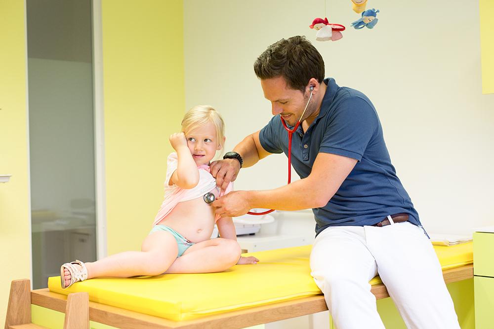 Kinderpneumologie Köln